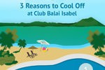 Club Balai Isabel: The Summertime Spot to Take the Plunge