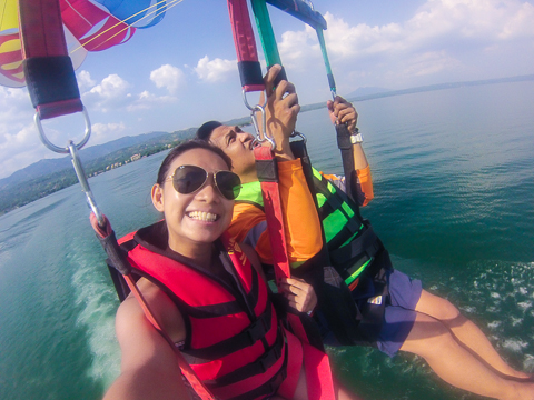 Water Sport Adventure at Lake Taal!