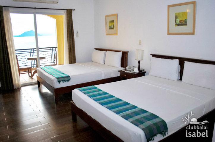 Hotel Rooms Club Balai Isabel